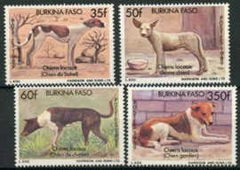 Burkina Faso, michel 1214/17, xx