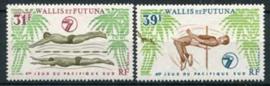 Wallis & F., michel 353/54, xx