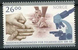Noorwegen, michel 1725, xx