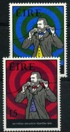 Ierland, michel 338/39, xx