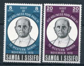 Samoa, michel 230/31, xx