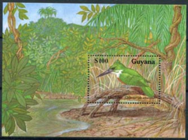 Guyana, michel blok 76, xx