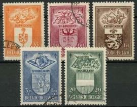 Belgie, obp 756/60, o