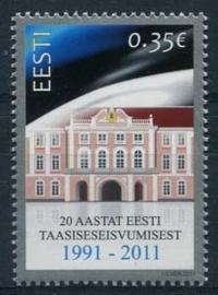 Estland, michel 703 , xx
