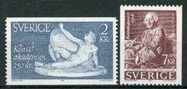 Zweden, michel 1347/48, xx