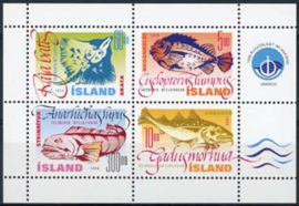 IJsland, michel blok 21, xx