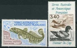 Antarctica Fr., michel 288/89, xx