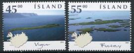 IJsland, michel 1020/21, xx