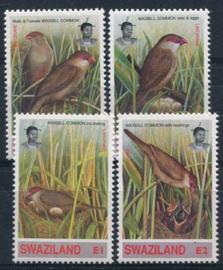 Swaziland, michel 628/31, xx