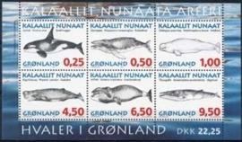 Groenland, michel blok 10, xx