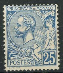 Monaco, michel 25, x