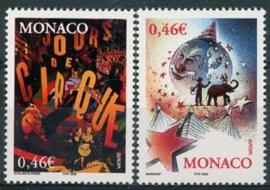 Monaco, michel 2600/01 , xx