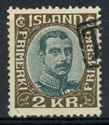 IJsland, michel 97, o