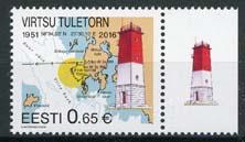 Estland, michel 873, xx