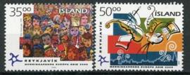 IJsland, michel 925/26, xx
