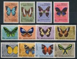 Papua N.Guinea, michel 83/94, xx
