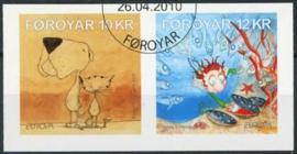 Faroer, michel 700/01, o
