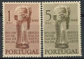 Portugal, michel 738/39, xx