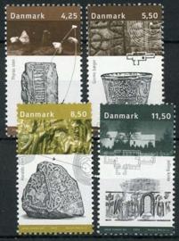 Denemarken, michel 1350/53, xx
