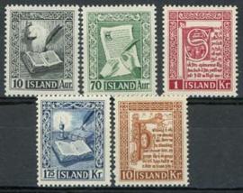 IJsland, michel 287/91, xx