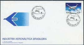 Brazilie, FDC michel 1992, 1983