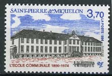 St.Pierre, michel 684, xx