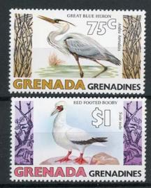 Grenada Gren., michel 345+347, xx
