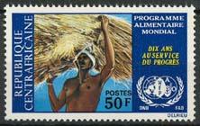 Centrafricain, michel 311, xx
