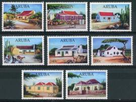 Aruba, nvph 918/25, xx