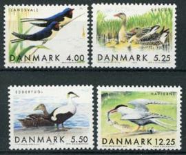 Denemarken, michel 1223/25, xx