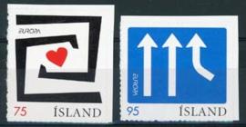 IJsland, michel 1135/36, xx