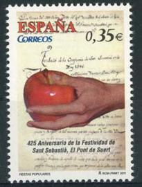 Spanje, michel 4577, xx