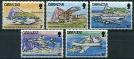 Gibraltar, michel 378/82, xx