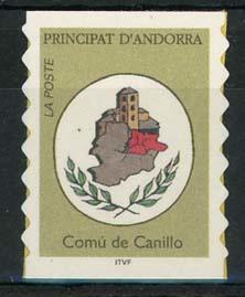 Andorra Fr., michel 499, xx