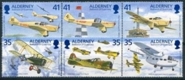 Alderney, michel 83/88, xx