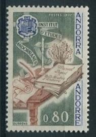 Andorra Fr., michel 284, xx