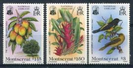 Montserrat, michel 565/67, xx