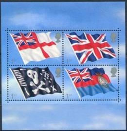 Engeland, michel blok 12 , xx
