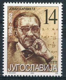 Joegoslavie, michel 3060, xx