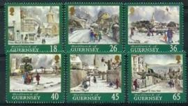 Guernsey, michel 868/73 , xx