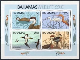 Bahamas, michel blok 34, xx