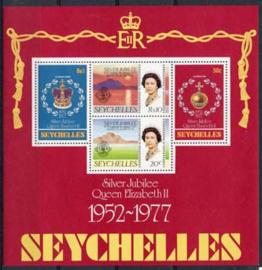 Seychelles, michel blok 8, xx