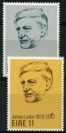 Ierland, michel 336/37, xx