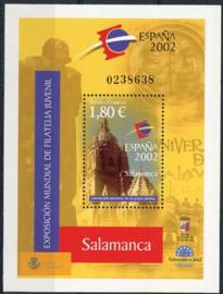 Spanje, michel blok 104, xx