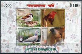 BanglaDesh, michel blok 39 A, xx