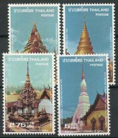 Thailand, michel 887/90, xx