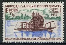 N.Caledonie, michel 457, xx