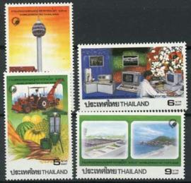 Thailand, michel 1662/65, xx