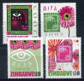 Zimbabwe, michel 752/55, xx