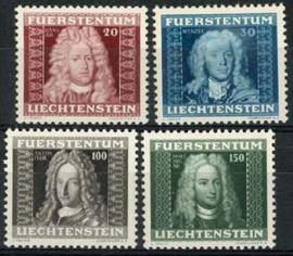 Liechtenstein, michel 198/01, xx